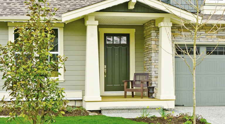 Learn More About Exterior Paint Finishes.